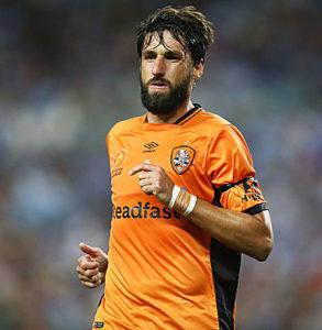 Thomas Broich, A-League Australien, Brisbane Roar