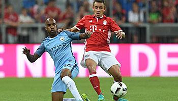Bayern München – Manchester City: Man kennt sich