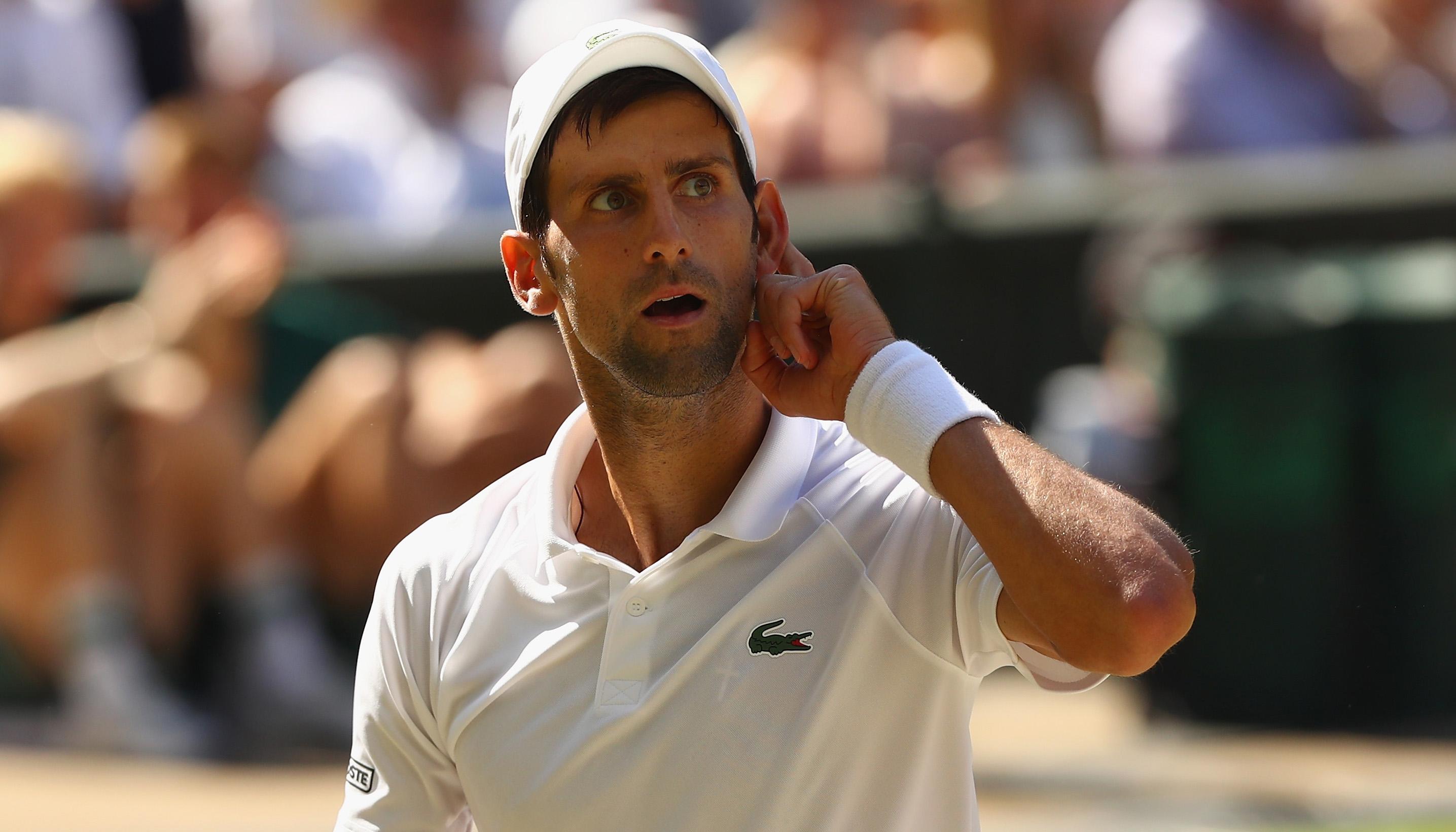 Djokovic-Coup hält die Youngster im Wartestand