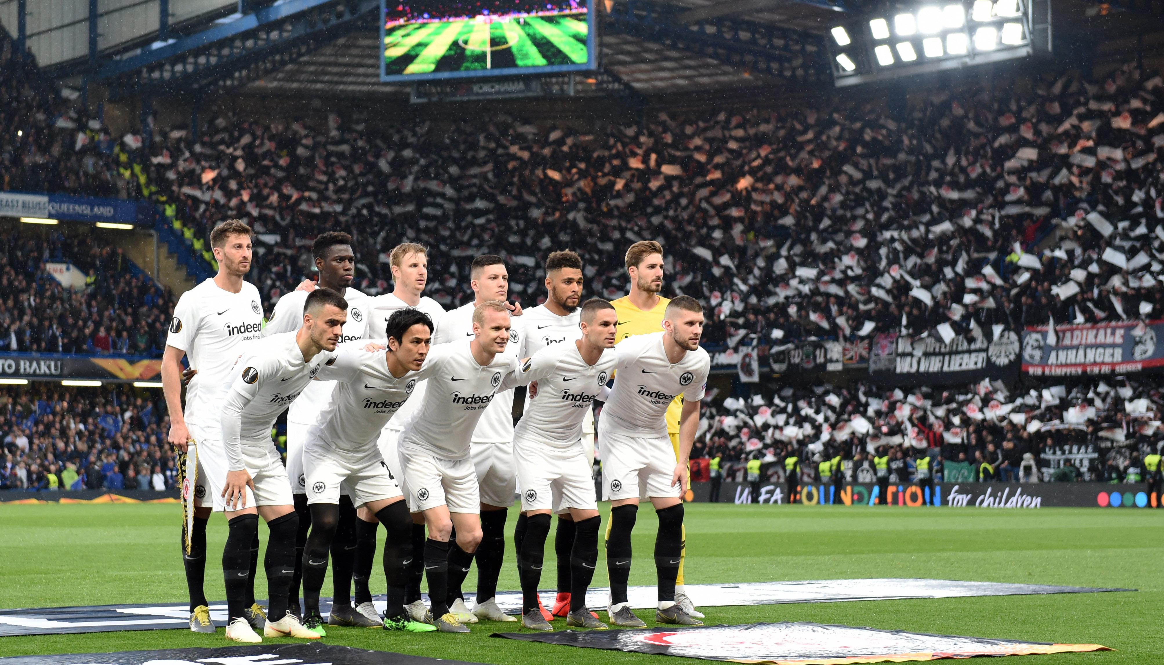 Europa-League-Qualifikation: Eintracht Frankfurt als perfekter Starter