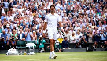 Wimbledon: Big 3 halten die Youngster im Wartestand