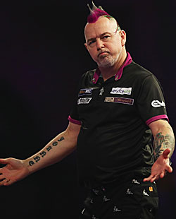 Peter Wright, Las Vegas, Darts Wetten, Darts Quoten