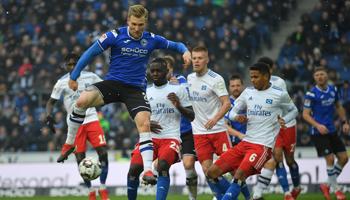 Arminia Bielefeld – HSV: Spitzenreiter reist mit 2 Arminia-Spezialisten zur Alm