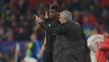Pogba vs. Mourinho: Fegefeuer der Eitelkeiten