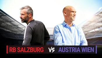 Red Bull Salzburg – Austria Wien: Wo die Revolution vorbeigeht
