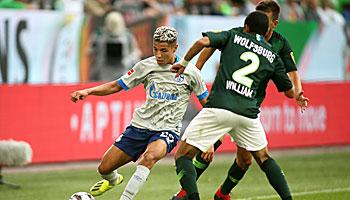 Schalke 04 – VfL Wolfsburg: Die Form spricht für die Wölfe