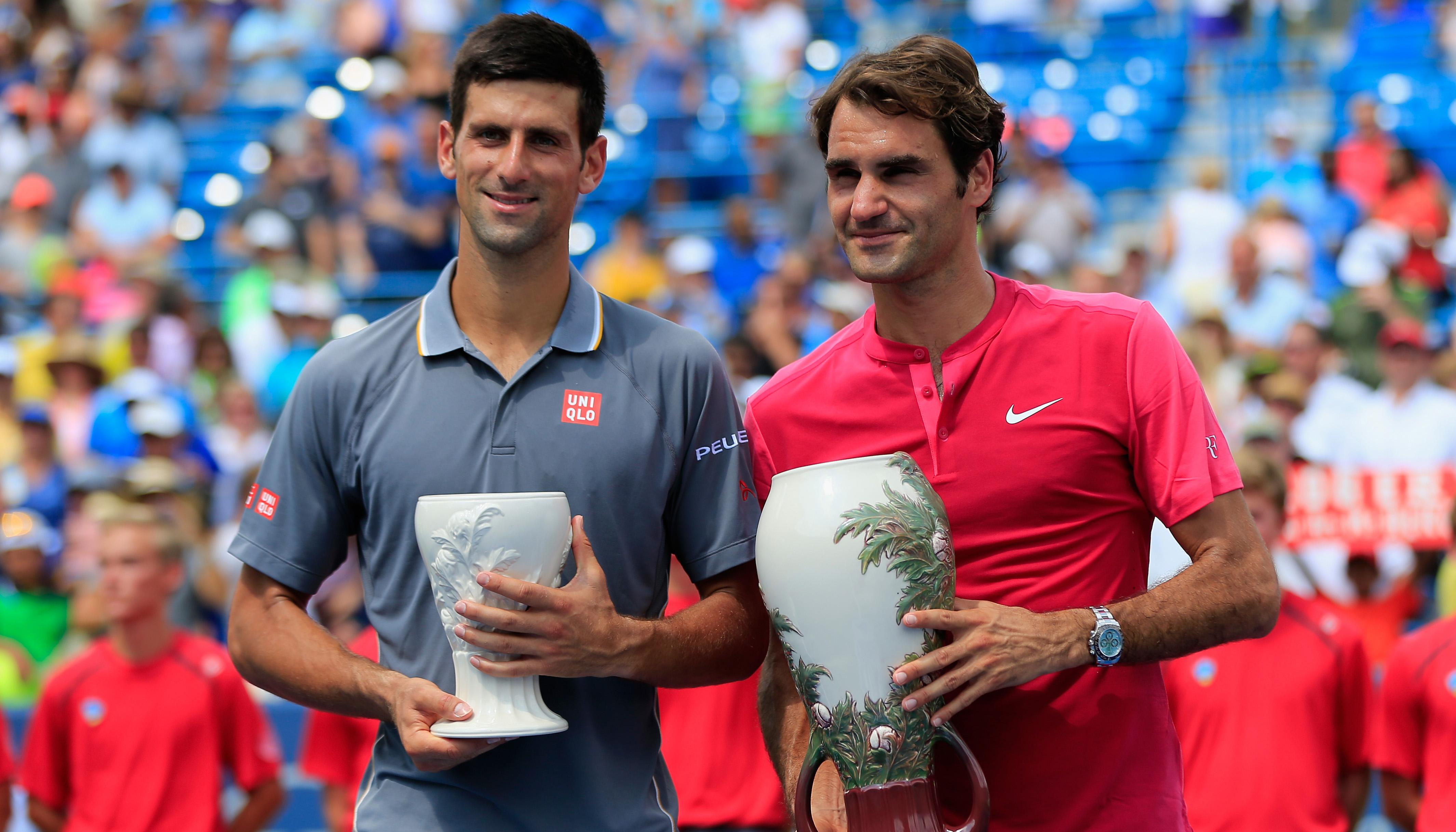 Djokovic vs. Federer: Brisantes Traumfinale in Cincinnati