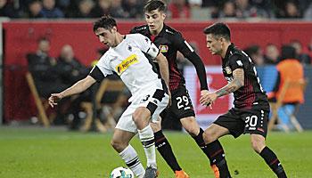 Borussia Mönchengladbach – Bayer Leverkusen im DFB-Pokal: Fohlen wollen Revanche