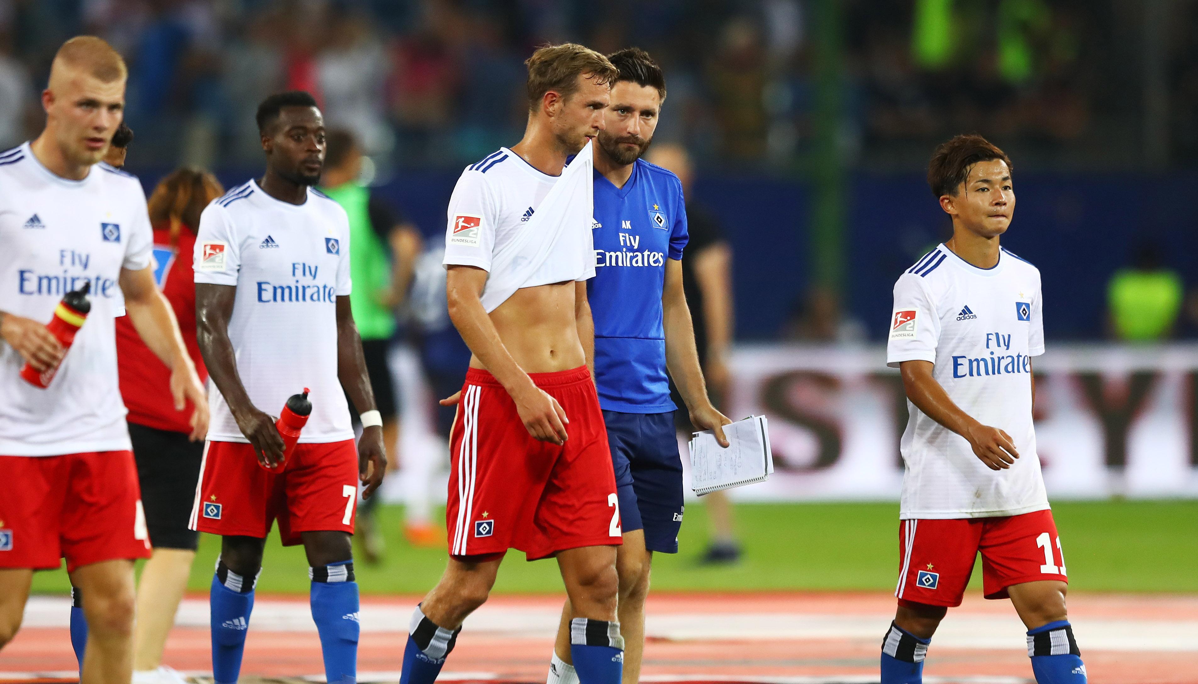 HSV-Auftakt in Liga 2 – Wie sich die Bilder gleichen