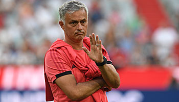 Manchester United – Tottenham Hotspur: Mourinho unter Druck