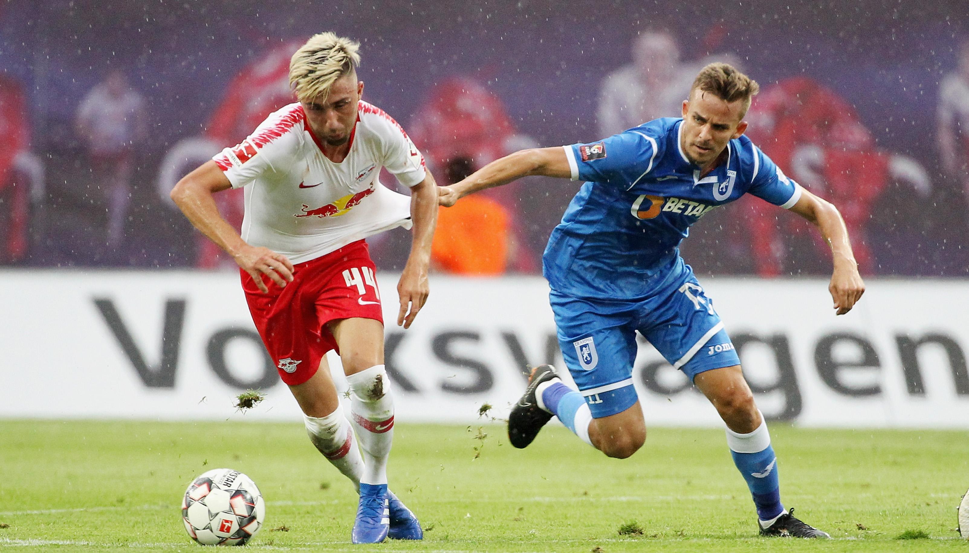 Craiova – RB Leipzig: Kampl und Co. wollen den Sack zumachen