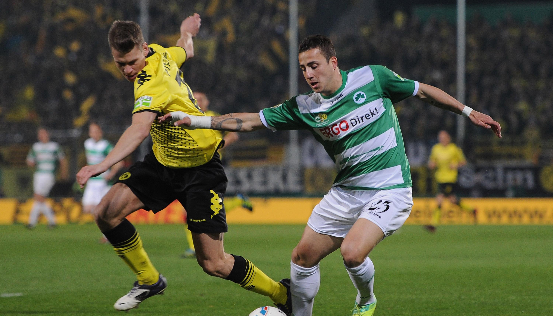 Greuther Fürth – BVB: Eine harte Nuss für Dortmund