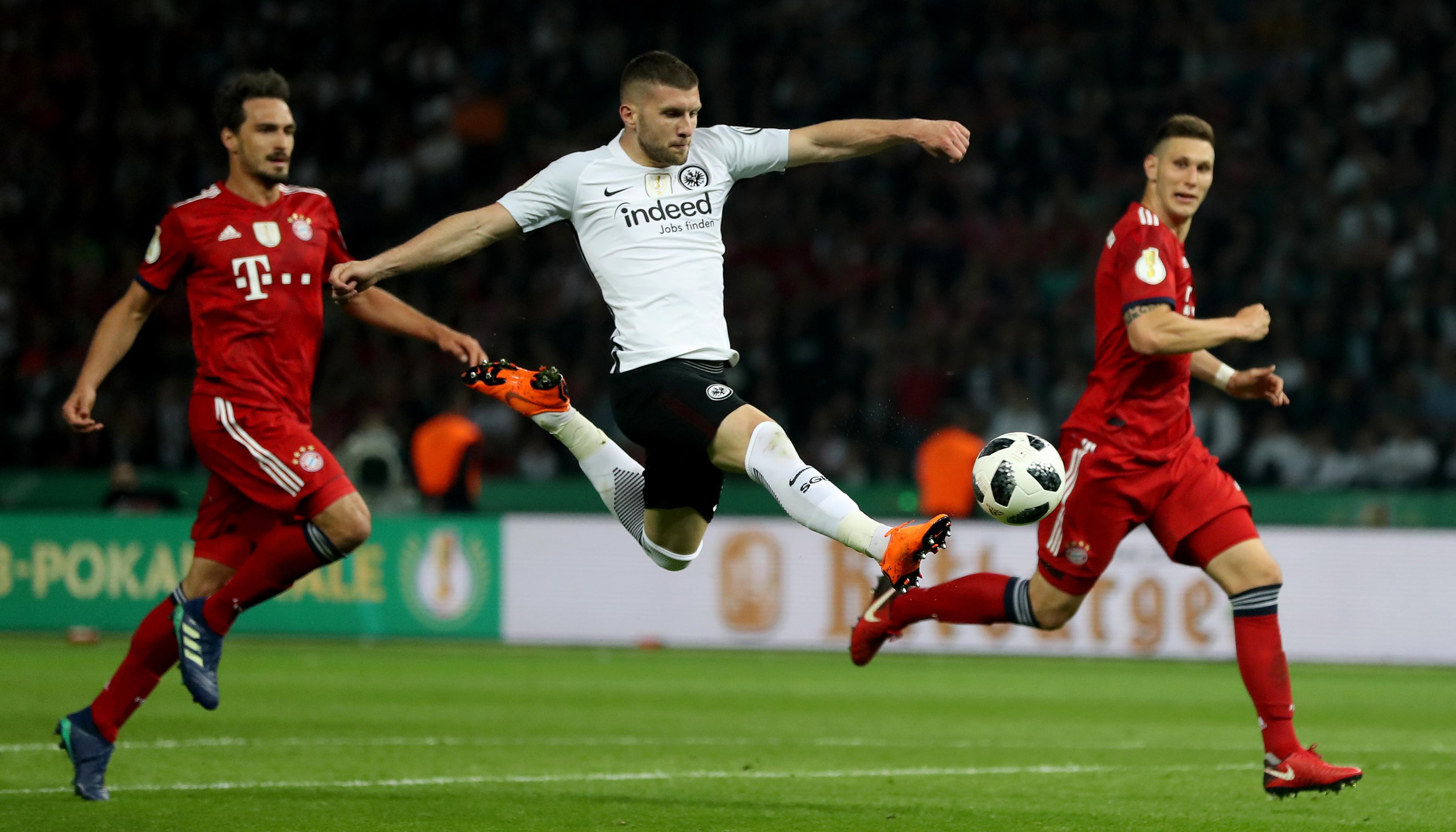 DFL Supercup: Bayern bereit, Frankfurt nicht