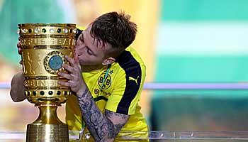 Resistent gegen Blamagen: So entwickelte sich der BVB zum Pokalspezialisten