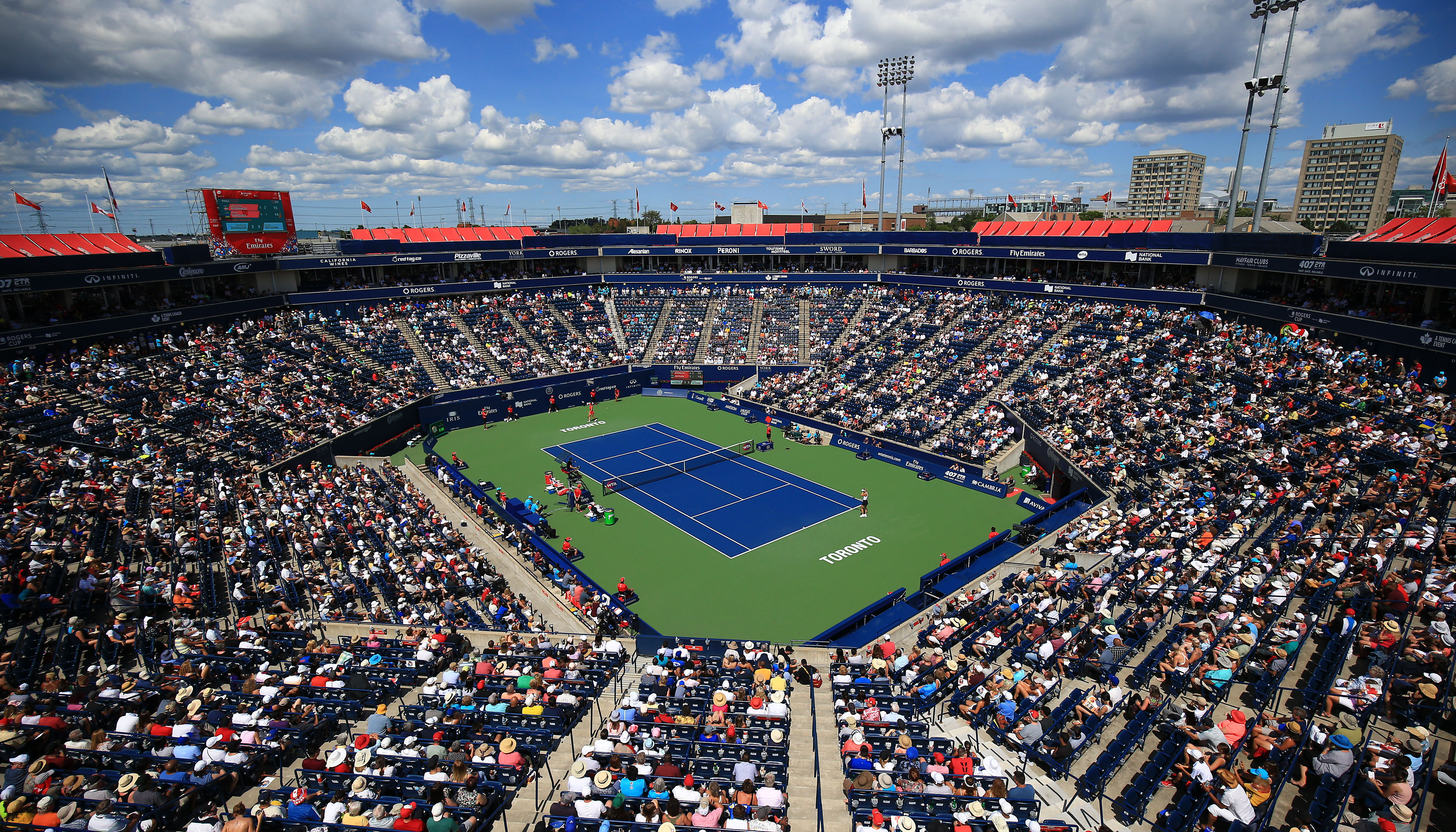 ATP Masters: 10 Highlights in Toronto