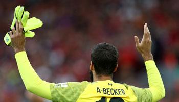 Alisson und der Becker-Hecht: Geht Liverpools T-Frage von vorne los?
