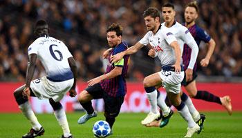 FC Barcelona – Tottenham Hotspur: Die Todesgruppe fordert ihr Opfer