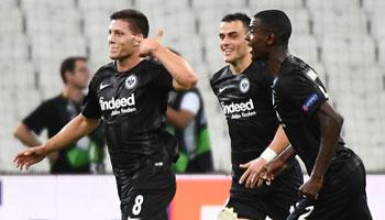 Eintracht Frankfurt – Olympique Marseille: Kräfteschonend in Richtung Gruppen-Endspiel