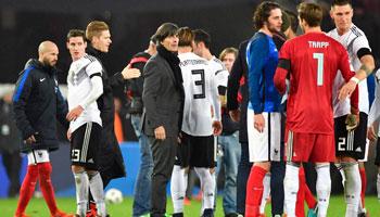 Deutschland – Frankreich: DFB-Neustart mit alten Gesichtern