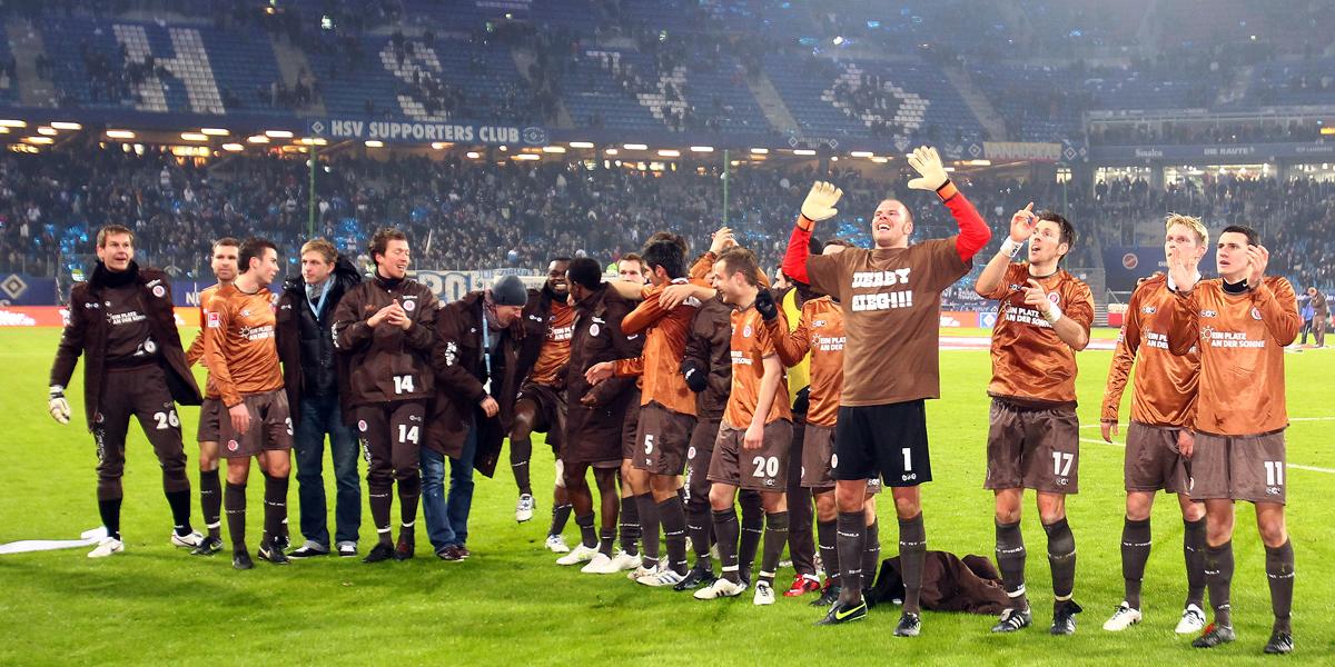 Gelingt dem FC St. Pauli die Wiederholung?