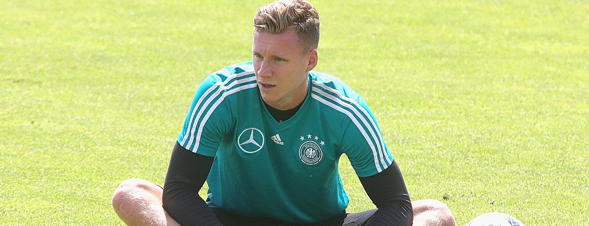 Bernd Leno beim FC Arsenal nur die Nummer 2.