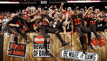 Ende der Sieglos-Serie: Erfolg der Browns hat sich abgezeichnet