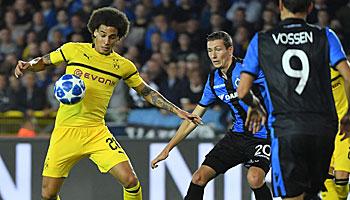 BVB – FC Brügge: Ein Punkt reicht für das Achtelfinale