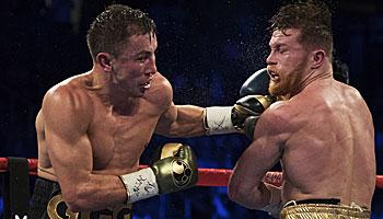 Golovkin gegen Canelo: Box-Superstars im Kampf des Jahres
