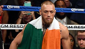UFC: McGregor im Kampf des Jahres nur Außenseiter