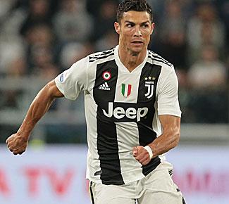 CR7 bei Juventus Turin.
