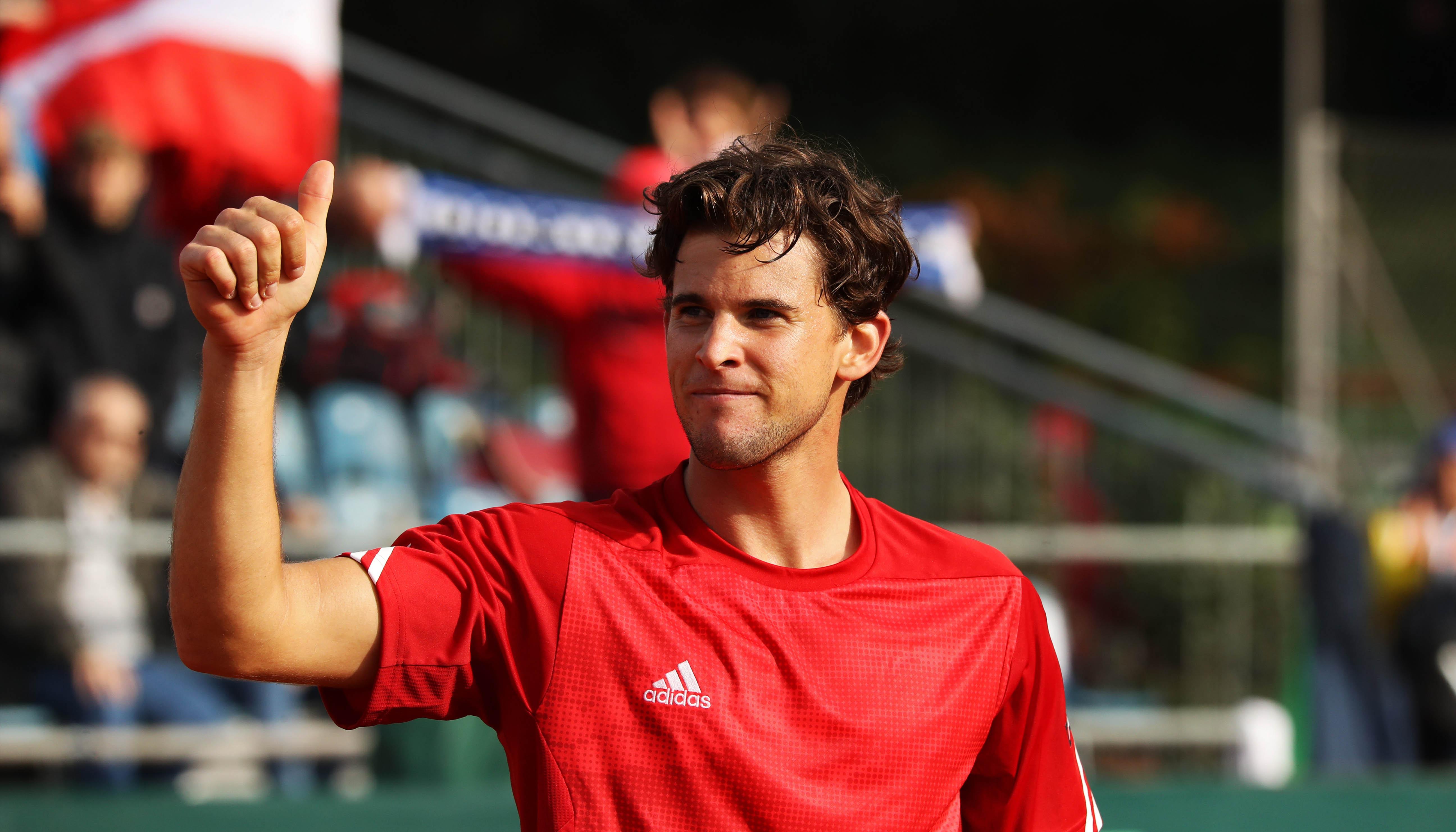 Davis Cup: Der Dominator wird es schon richten