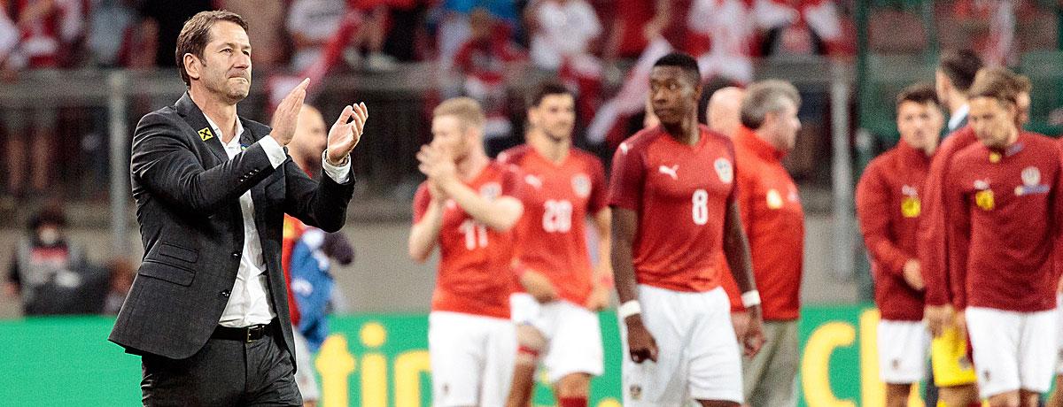 Franco Foda, Nationaltrainer Österreich, ÖFB-Auswahl
