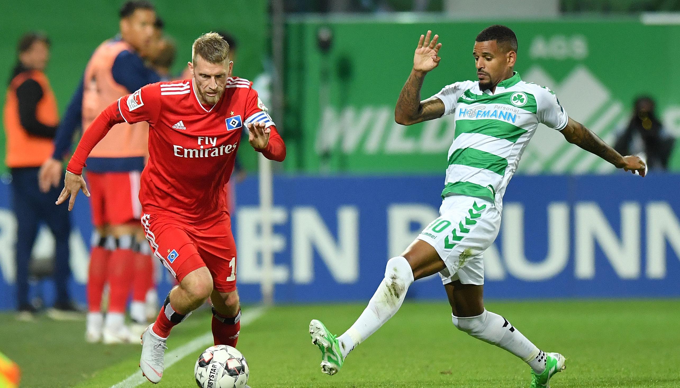 HSV – Greuther Fürth: Wieder eine zähe Angelegenheit?