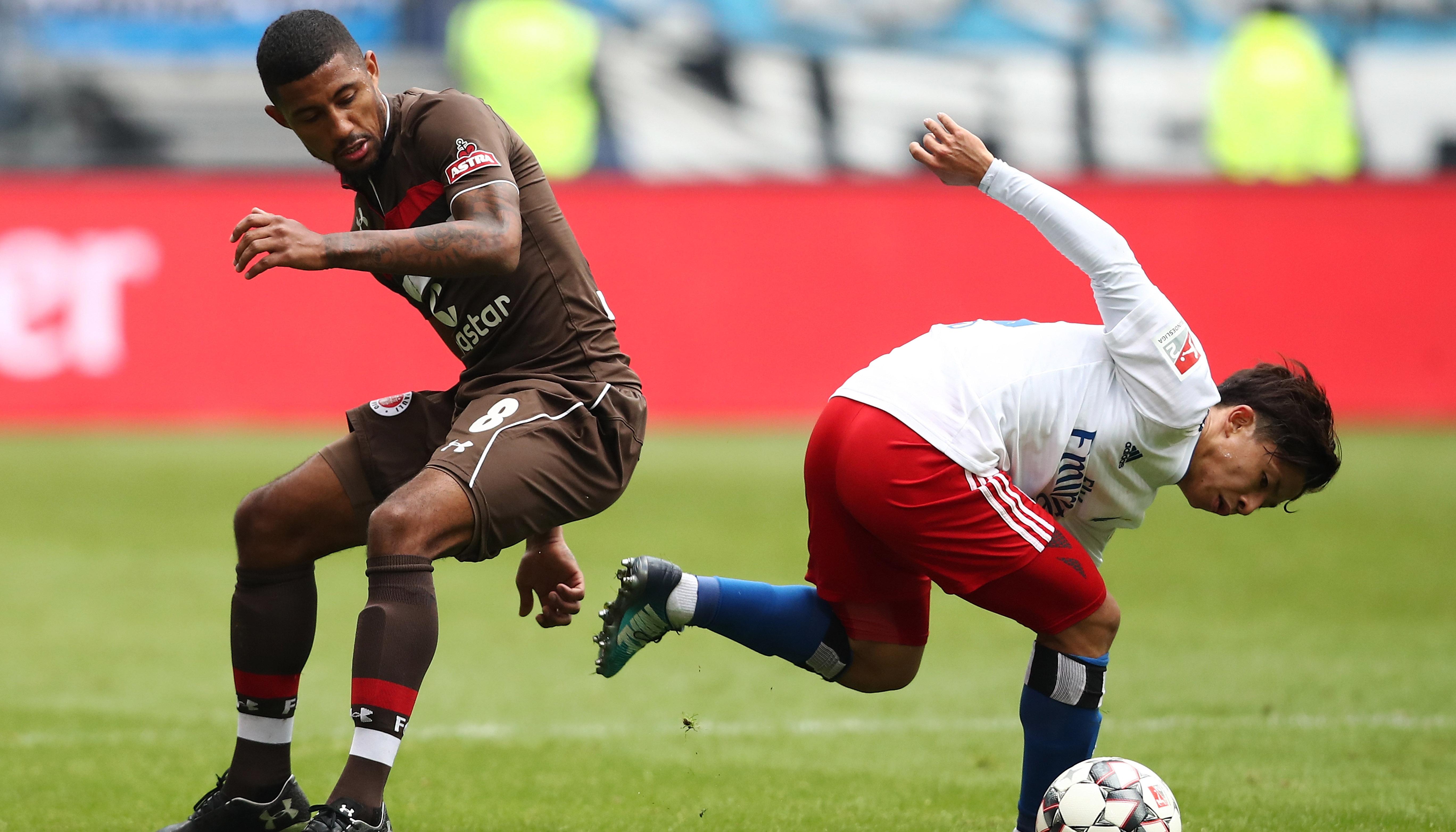 FC St. Pauli – HSV: Hamburg im Derbyfieber