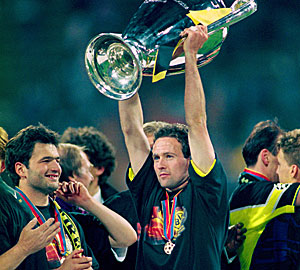 BVB gewinnt die Champions League 1997.