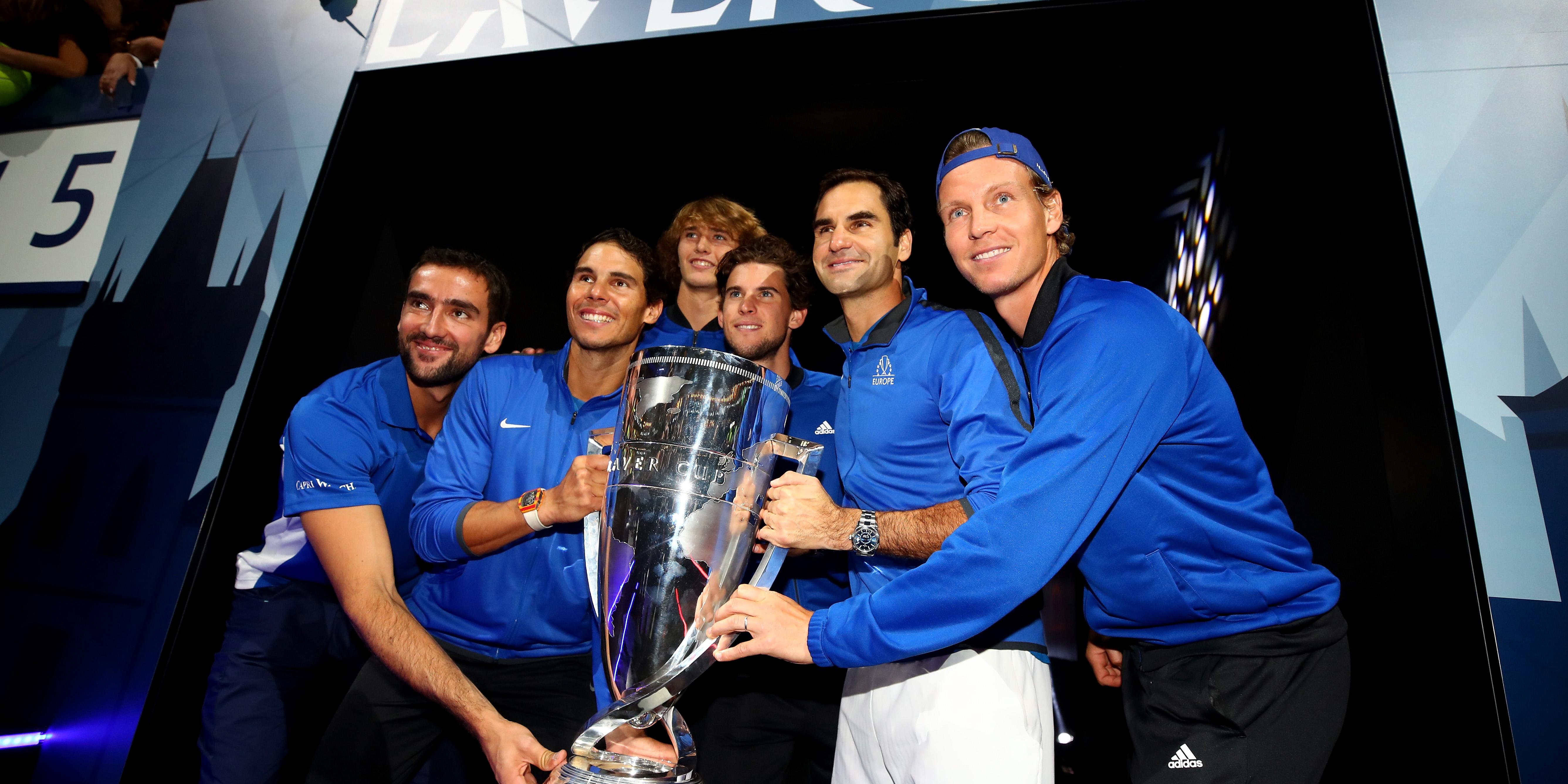 Team Europa, Laver Cup 2017