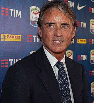 Italien, Squadra Azzurra, Robero Mancini