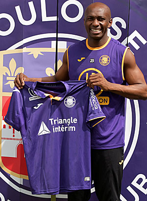 FC Toulouse, Ligue 1 News, Stephane Mbia