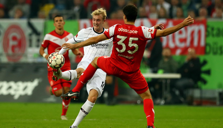 Bayer Leverkusen – Fortuna Düsseldorf: Die Form verspricht einiges