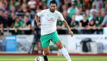 Die ältesten BL-Torschützen: Claudio Pizarro hat die Chance auf Platz 1