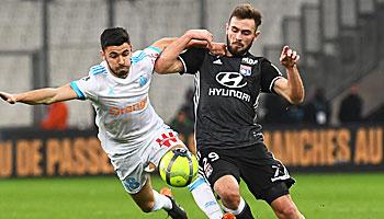 Olympique Lyon – Olympique Marseille: OM unter Siegzwang