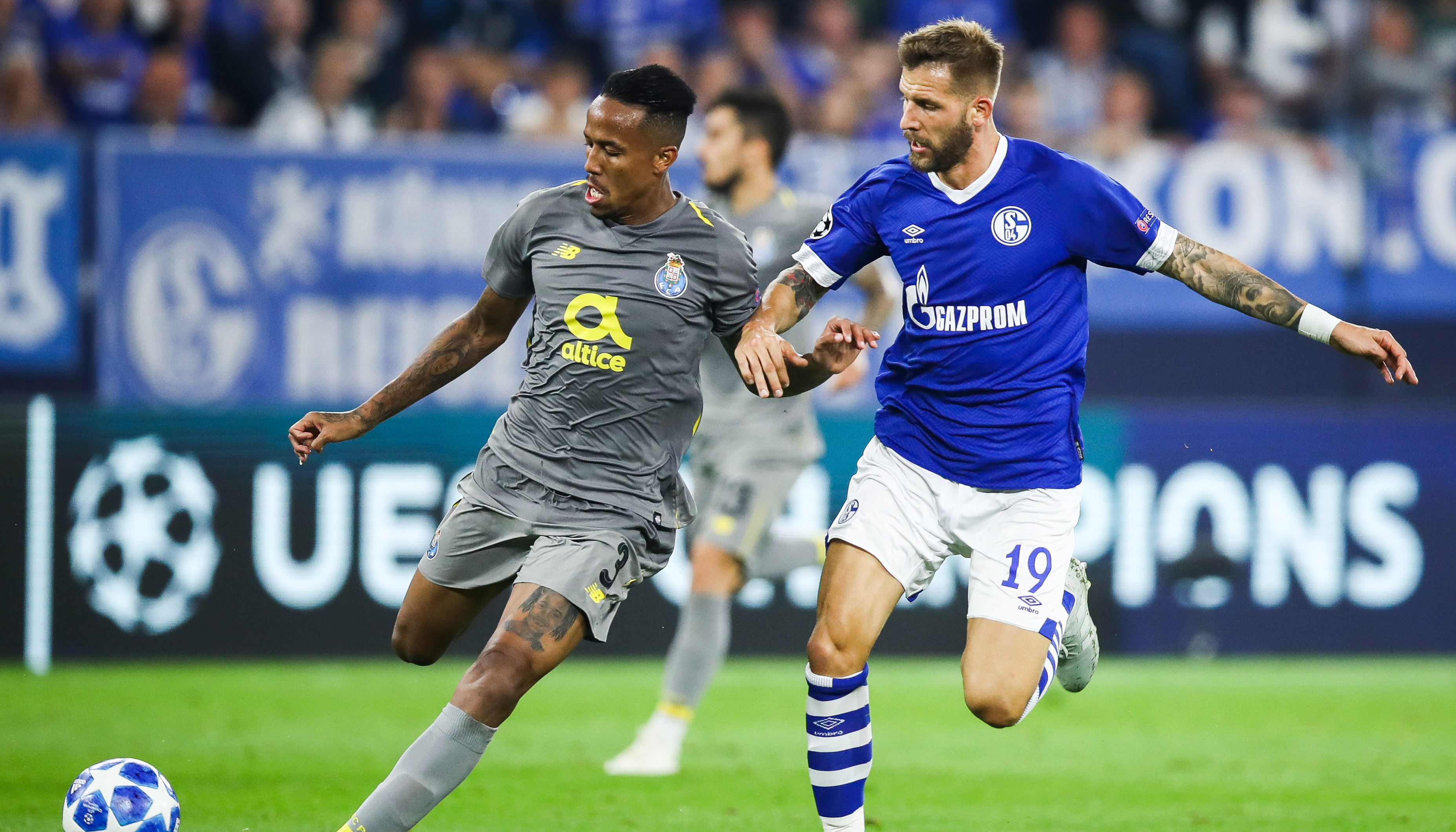 FC Porto – Schalke 04: Das Weiterkommen wieder in Porto klarmachen