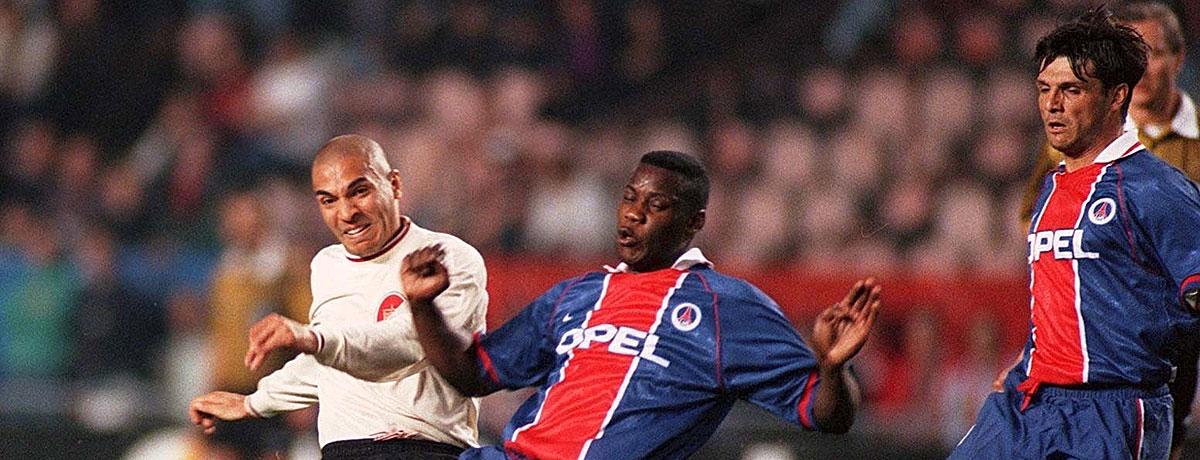 Liverpool gegen Paris, Liverpool - Paris, Pokal der Pokalsieger