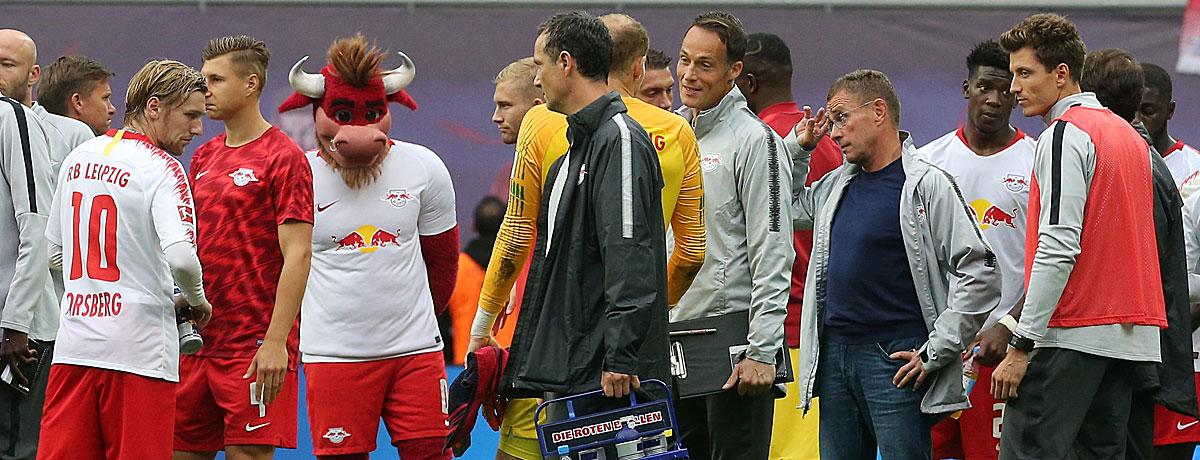 RB Leipzig, Ralf Rangnick, Rote Bullen News