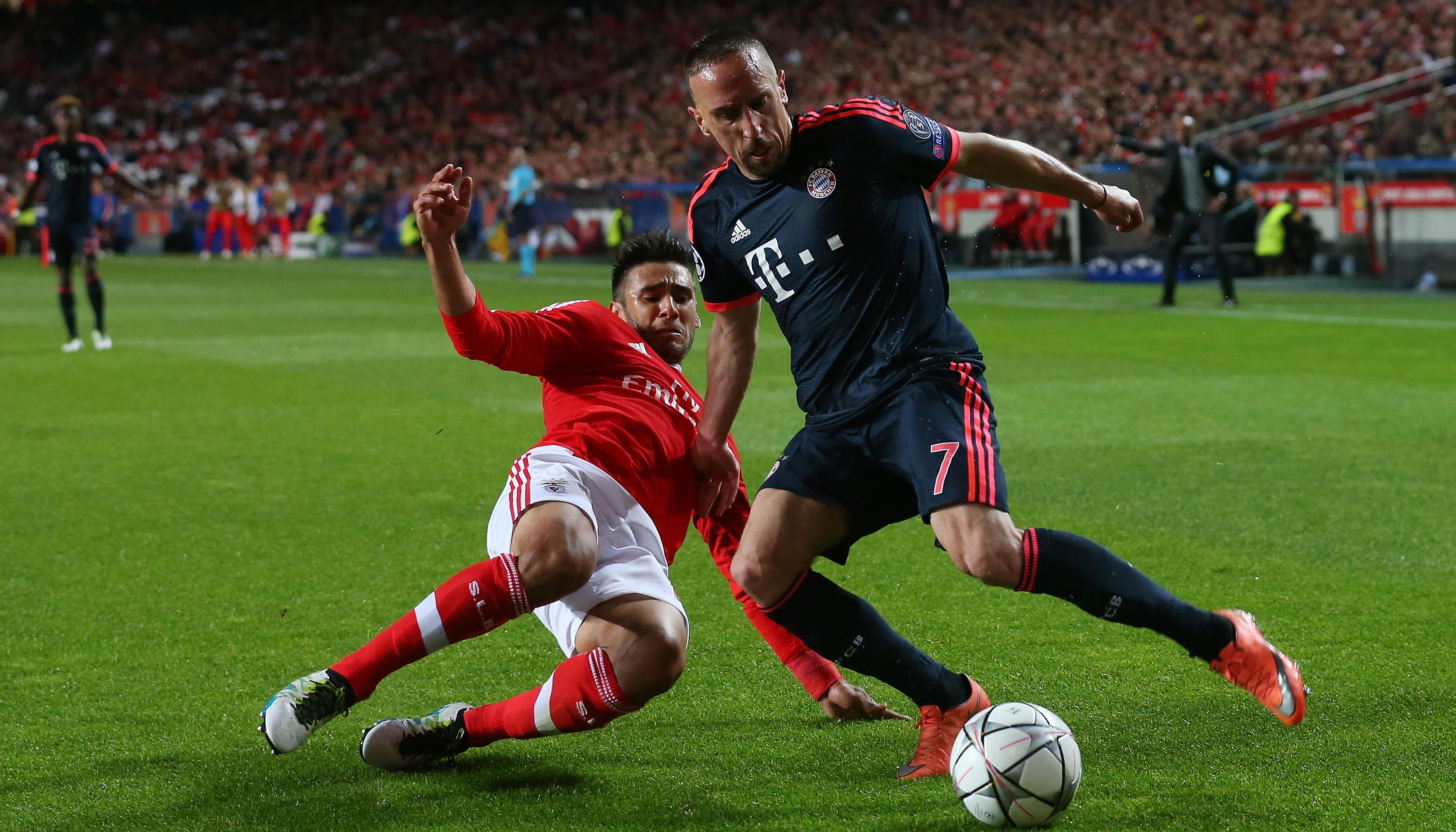 Benfica Lissabon – FC Bayern: Münchner Weste soll weiß bleiben