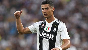 CR7 bei Juventus: Das Gerede von einer Krise ist Quatsch