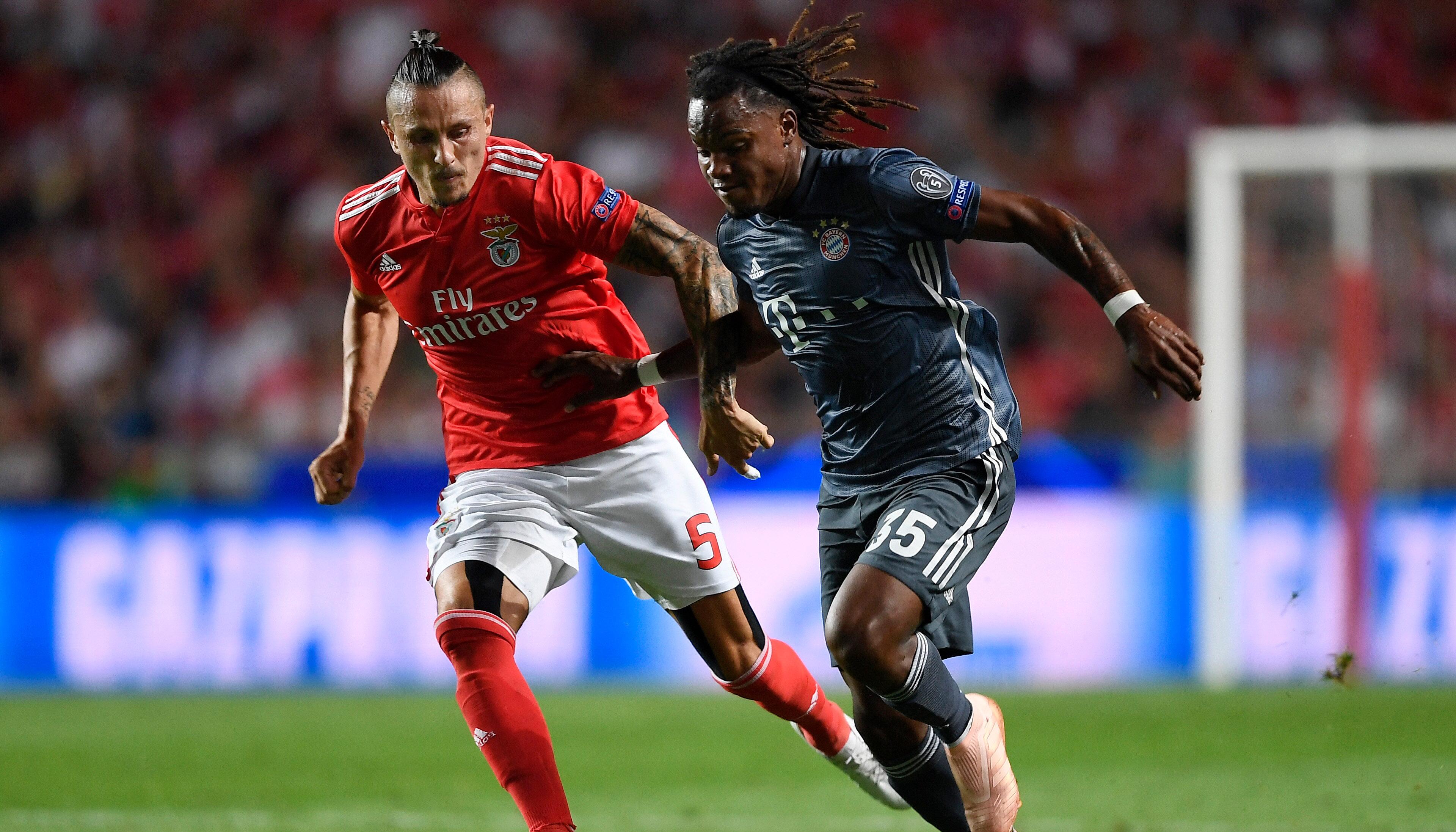 FC Bayern – Benfica Lissabon: Die Weste soll weiß bleiben