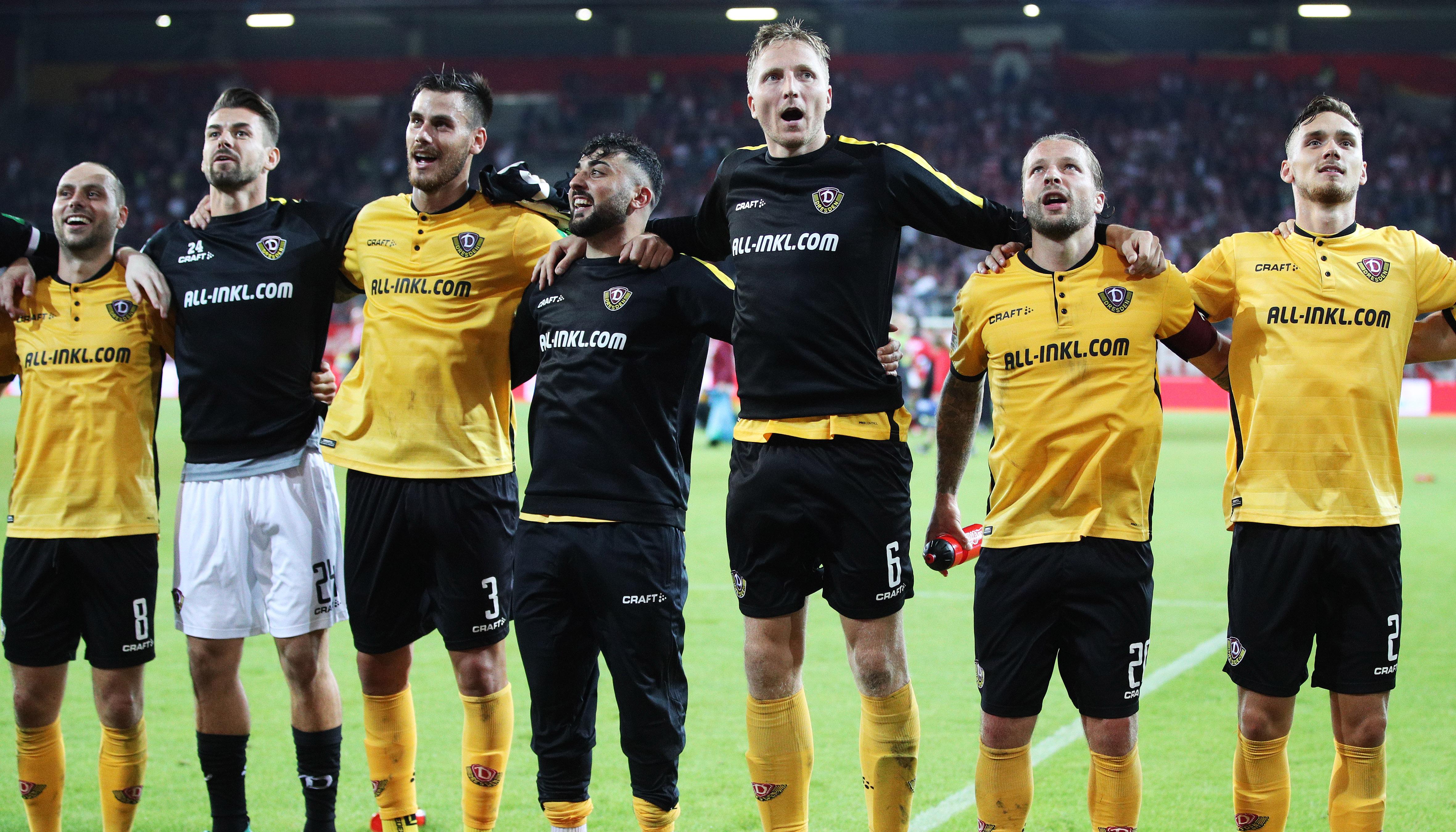 Dynamo Dresden – HSV: Wer festigt den Aufwärtstrend?