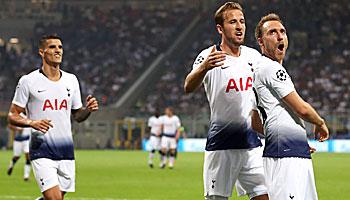 Tottenham Hotspur – FC Barcelona: Nutzen die Spurs die Barca-Krise?