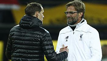 FC Liverpool – Paris St. Germain: Die deutschen Trainer stehen im Fokus